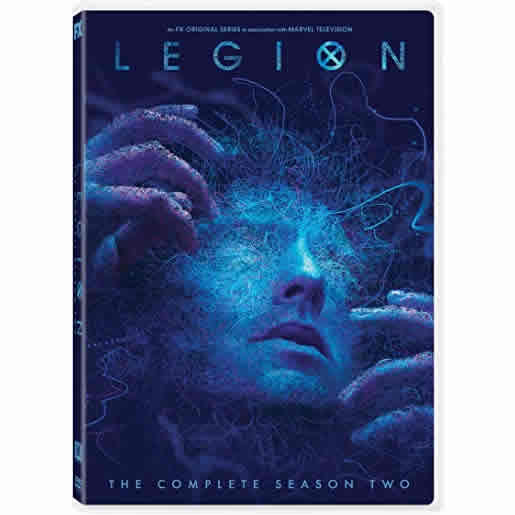 AU $29 BUY: Legion - Season 2 on DVD in Australia