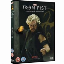 AU $29 BUY: Marvel's Iron Fist - Season 1 on DVD in Australia