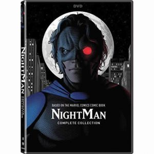 AU $52 BUY: Nightman Complete Series on DVD in Australia