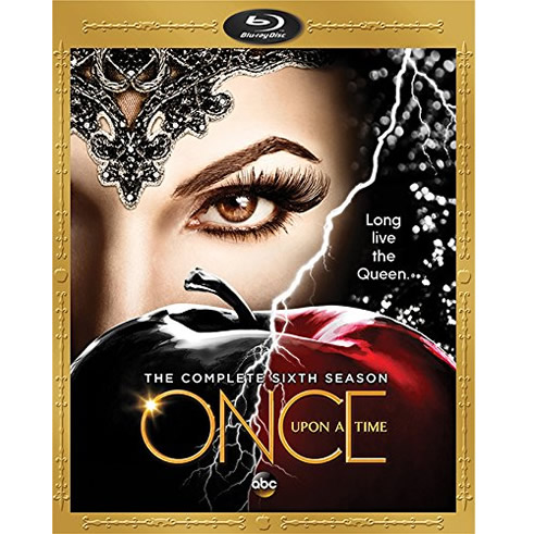 AU $36 BUY: Once Upon a Time - Season 6 on Blu-ray in Australia