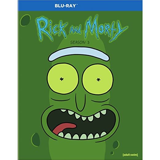 AU $24 BUY: Rick and Morty - Season 3 on Blu-ray in Australia