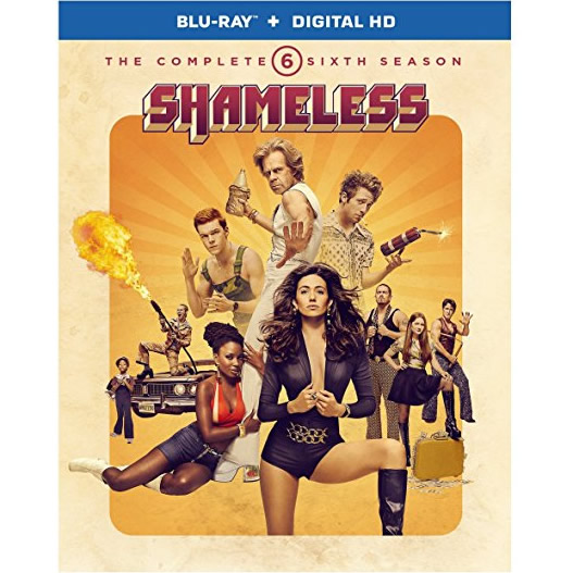 AU $23 BUY: Shameless - Season 6 on Blu-ray in Australia