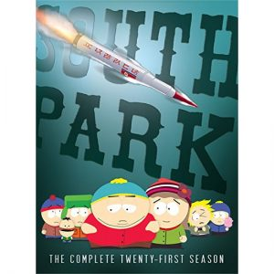 AU $26 BUY: South Park - Season 21 on DVD in Australia
