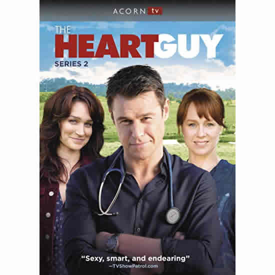 AU $29 BUY: The Heart Guy - Season 2 on DVD in Australia