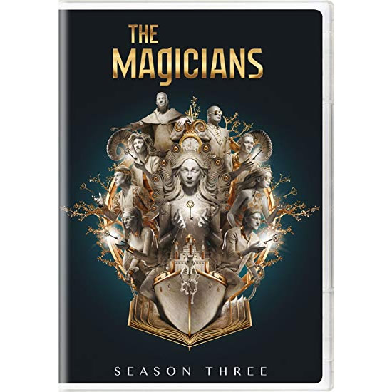 AU $28 BUY: The Magicians - Season 3 on DVD in Australia