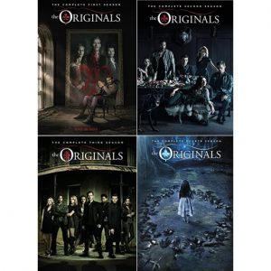 AU $78 BUY: The Originals Complete Series Seasons 1-4 on DVD in Australia