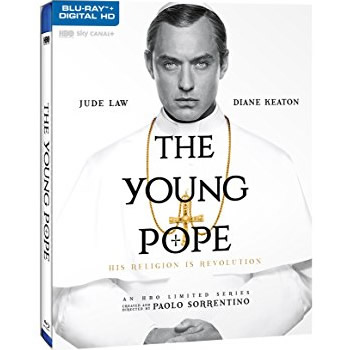 AU $31 BUY: The Young Pope - Season 1 on Blu-ray in Australia