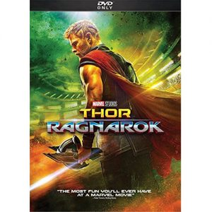 AU $16 BUY: THOR: RAGNAROK Movie on DVD in Australia