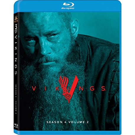 AU $26 BUY: Vikings - Season 4 part 2 on Blu-ray in Australia