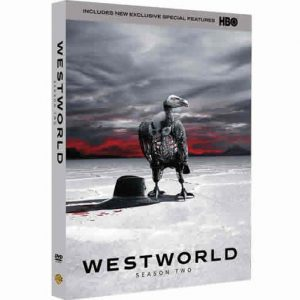 AU $28 BUY: Westworld - Season 2 on DVD in Australia