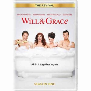 AU $22 BUY: Will & Grace - The Revival - Season 1 on DVD in Australia