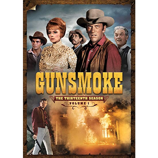 AU $28 BUY: Gunsmoke - Season 1 Vol. 1 on DVD in Australia
