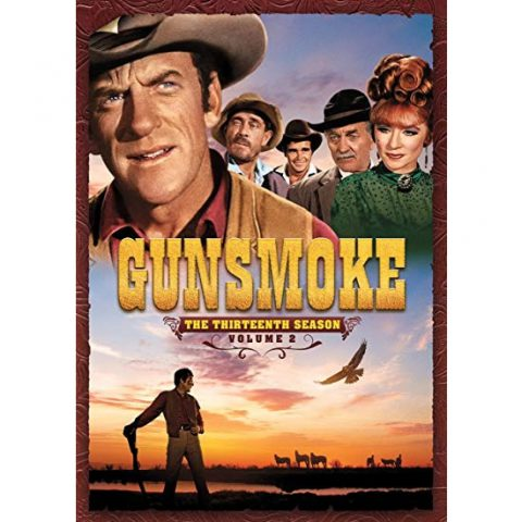 AU $28 BUY: Gunsmoke - Season 1 Vol. 2 on DVD in Australia