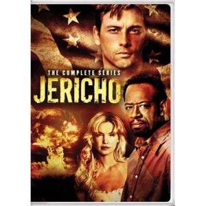 AU $36 BUY: Jericho Complete Series on DVD in Australia