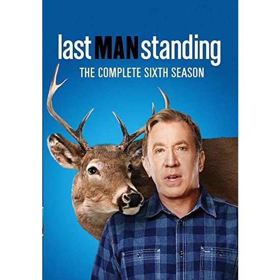 AU $28 BUY: Last Man Standing - Season 6 on DVD in Australia