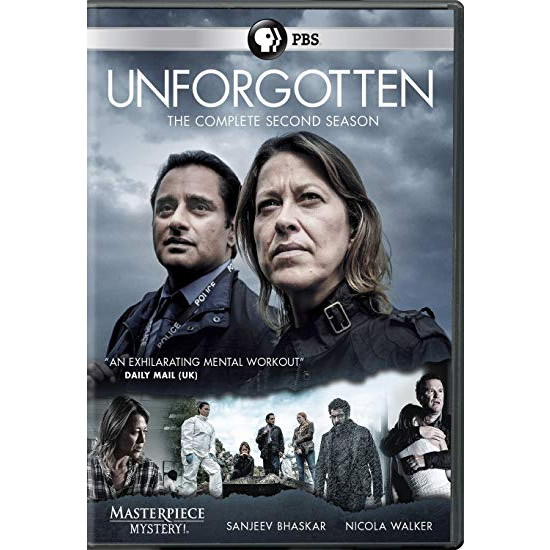 AU $22 BUY: Masterpiece Mystery: Unforgotten - Season 2 on DVD in Australia