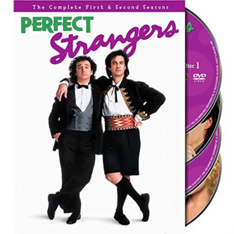 AU $29 BUY: Perfect Strangers - Season 1 and 2 on DVD in Australia