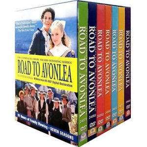 AU $122 BUY: Road to Avonlea Complete Series on DVD in Australia