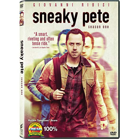 AU $28 BUY: Sneaky Pete - Season 1 on DVD in Australia