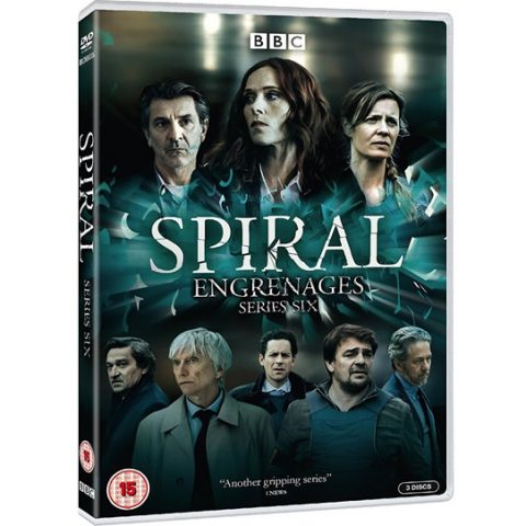 AU $28 BUY: Spiral - Season 6 on DVD in Australia