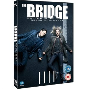 AU $28 BUY: The Bridge - Season 4 on DVD in Australia