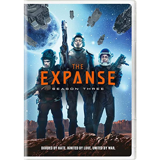 AU $29 BUY: The Expanse - Season 3 on DVD in Australia