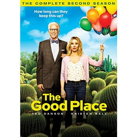 AU $22 BUY: The Good Place - Season 2 on DVD in Australia