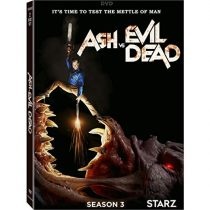 AU $23 BUY: Ash vs Evil Dead - Season 3 on DVD in Australia