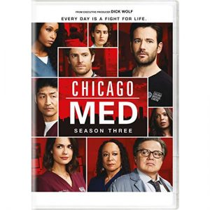 AU $32 BUY: Chicago Med - Season 3 on DVD in Australia