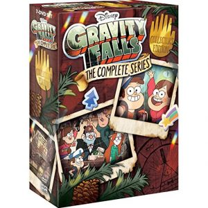 AU $55 BUY: Gravity Falls Complete Series Kids Movie on DVD in Australia