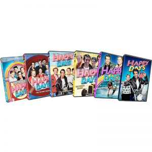 AU $105 BUY: Happy Days Complete Series Seasons 1-6 on DVD in Australia