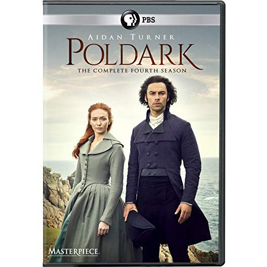 AU $28 BUY: Masterpiece: Poldark - Season 4 on DVD in Australia