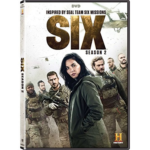AU $26 BUY: Six - Season 2 on DVD in Australia