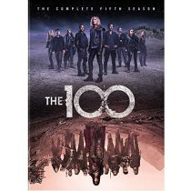 AU $28 BUY: The 100 - Season 5 on DVD in Australia