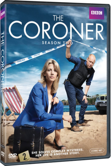 AU $28 BUY: The Coroner - Season 2 on DVD in Australia