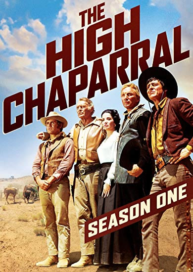 AU $33 BUY: The High Chaparral - Season 1 on DVD in Australia