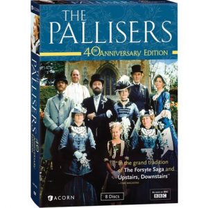 AU $55 BUY: The Pallisers: 40th Anniversary Edition on DVD in Australia