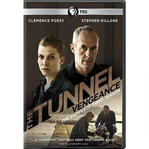 AU $26 BUY: The Tunnel: Vengeance - Season 3 on DVD in Australia