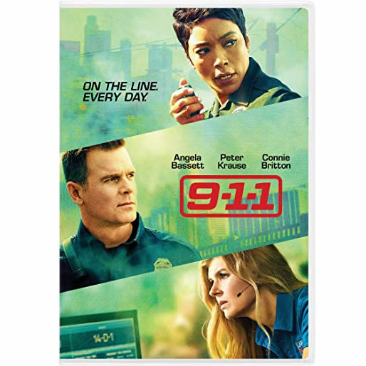 AU $28 BUY: 911 - Season 1 on DVD in Australia