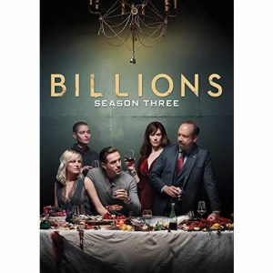 AU $30 BUY: Billions - Season 3 on DVD in Australia