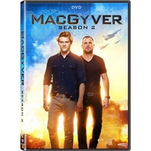 AU $30 BUY: Macgyver - Season 2 on DVD in Australia