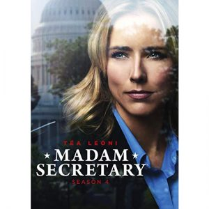 AU $34 BUY: Madam Secretary - Season 4 on DVD in Australia