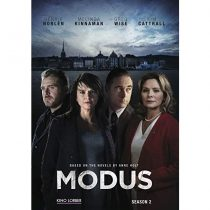 AU $23 BUY: Modus - Season 2 on DVD in Australia