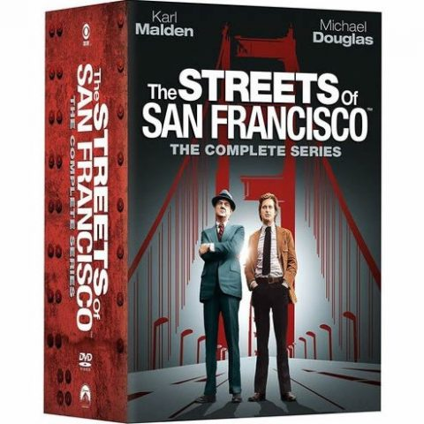 AU $95 BUY: Streets of San Francisco Complete Series