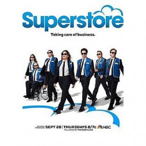 AU $28 BUY: Superstore - Season 3 on DVD in Australia