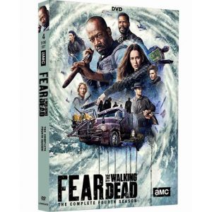 BUY: Fear the Walking Dead - Season 4 DVD in Australia