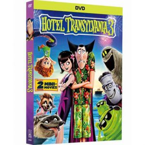 BUY: Hotel Transylvania 3 Kids Movie on DVD in Australia