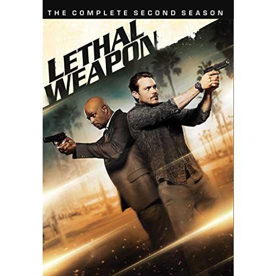 BUY: Lethal Weapon - Season 2 DVD in Australia