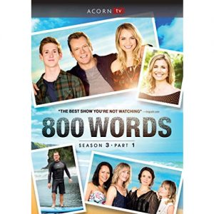 BUY: 800 Words - Season 1 Part 1 on DVD in Australia
