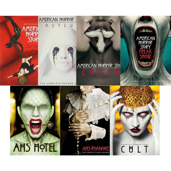 BUY: American Horror Story Complete Series 1-7 on DVD in Australia